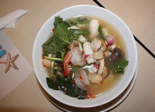 Рецепты тайской кухни (супы). 47c6407cc198