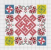 Славянская обережная вышивка A4e0a7c6afabt