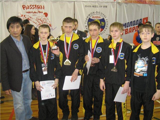 IV Чемпионат и Первенство России по тхэквондо ИТФ г. Москва 2-3 апреля 2011 г. Ede7e967e184