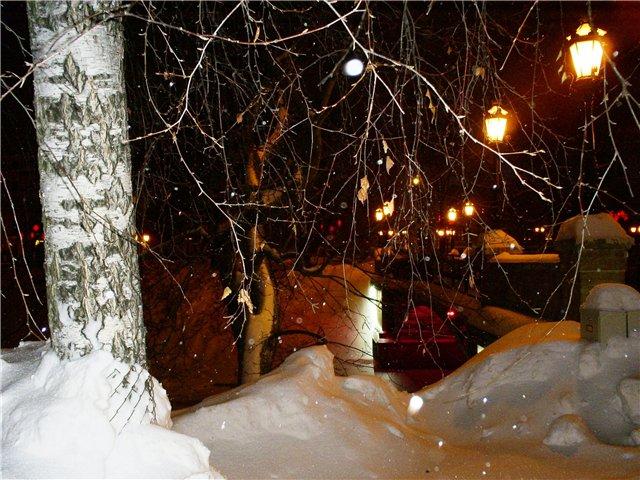 Зимняя сказка на наших фотографиях Fa98821070c0