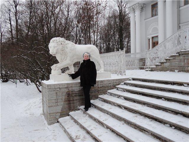 Зимняя сказка на наших фотографиях - Страница 4 23d6ab0cc274