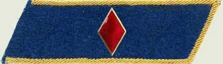 Звездочка с погона старшего офицерского состава РККА 87c2d5beed60