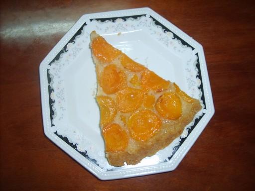 Пирог-перевертыш с абрикосами D2758e17fada