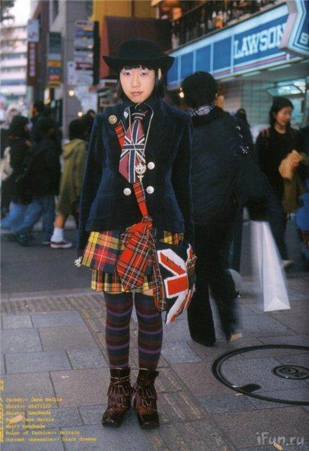 Японская мода ^^ 11e41f9a03c8
