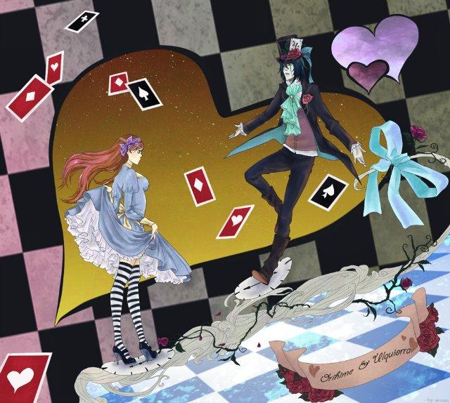Арты на тему: 'Alice in Wonderland' 40d2d51e7c8f