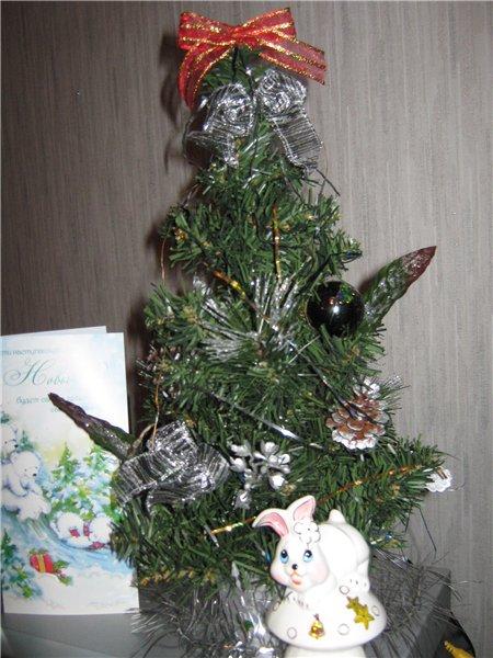 Новогодняя елка - Страница 4 3dbdb176d745