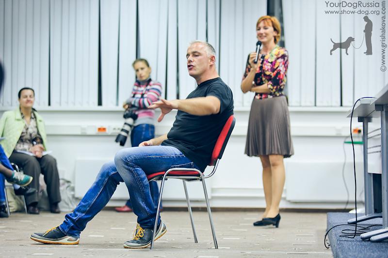 Джерард О'Ши - семинары по хендлингу и ринговой дрессировке в России D82c316c141a