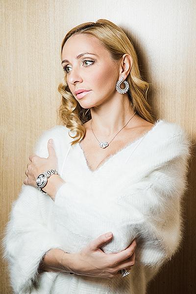 Татьяна Навка - официальный посол бренда Chopard 452cfa3b8724
