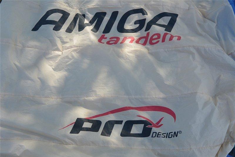 Параплан тандемный Amiga производитель PRO-DESIGN (AUSTRIA) 2012г/в 3b4afc2bc19c