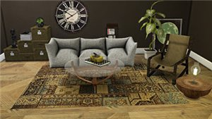 Гостиные, диваны (модерн) - Страница 5 C3c138691db0