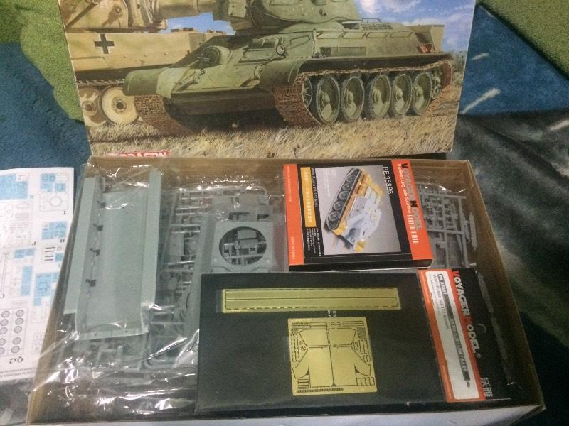 DRAGON Т-34-76 08c960651d80