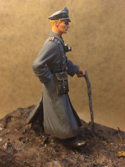 Немецкий офицер (1/35) 38d4d7481444