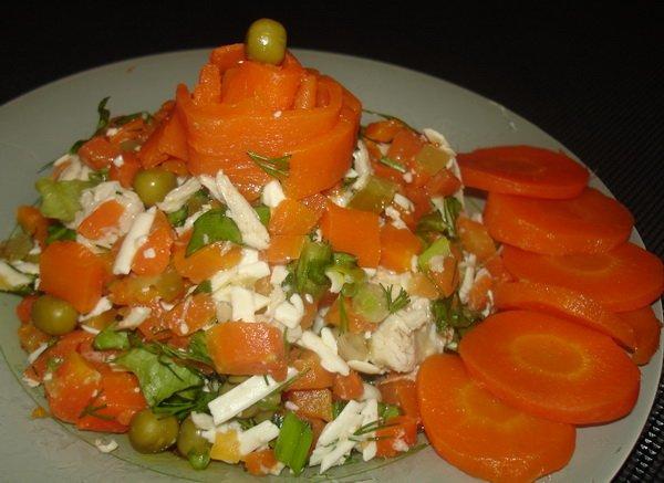 Салат  «Моркошка» F3991ef992af