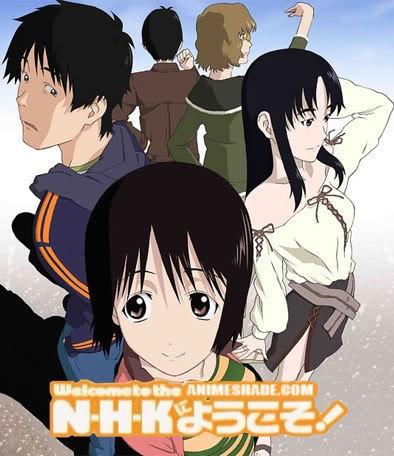Добро пожаловать в Эн.Эйч.Кэй / Welcome to the NHK / NHK ni Youkoso! / NHKにようこそ!(2006 г, 24 серии) E35447a8106d