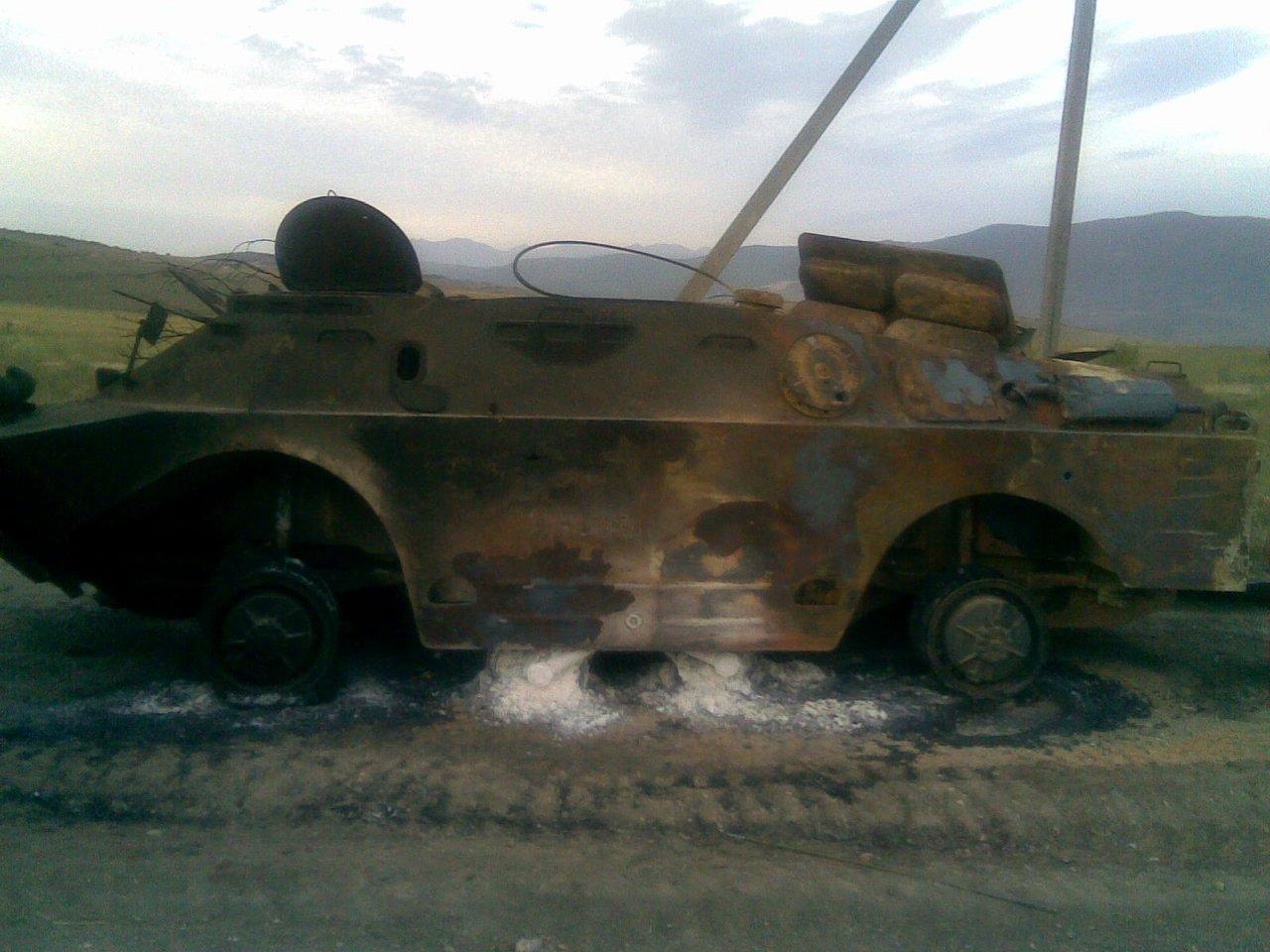 2008 South Ossetia War: Photos and Videos F25b492d1577