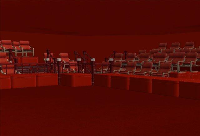 Цирковая арена (зрительный зал)  0e95fb01b883
