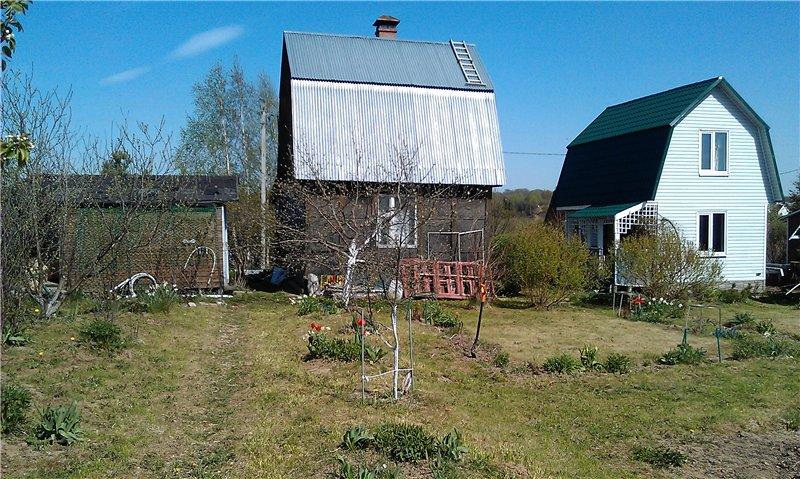 Родственники продают участок 10сот. Готовый для проживания: дом, электрич., вода. 7219a138288e