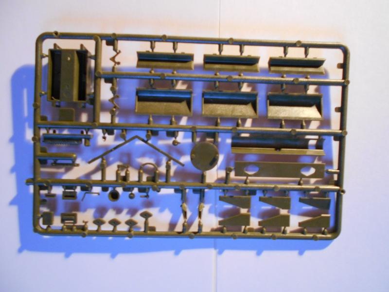 Обзор КВ-1 Звезда №3539 и Арк-модел №35033 3cfb7b808b56