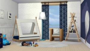 Комнаты для младенцев и тодлеров   - Страница 3 6536bd752416