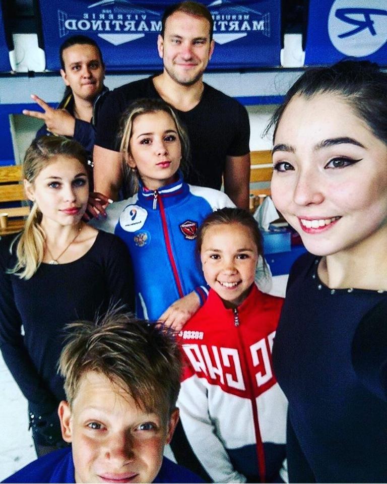 Группа Мишина - СДЮСШОР «Звёздный лёд» (Санкт-Петербург) - Страница 27 798b306460ce