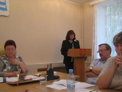 Шестое заседание Совета Наволокского городского поселения E513b759c5d3