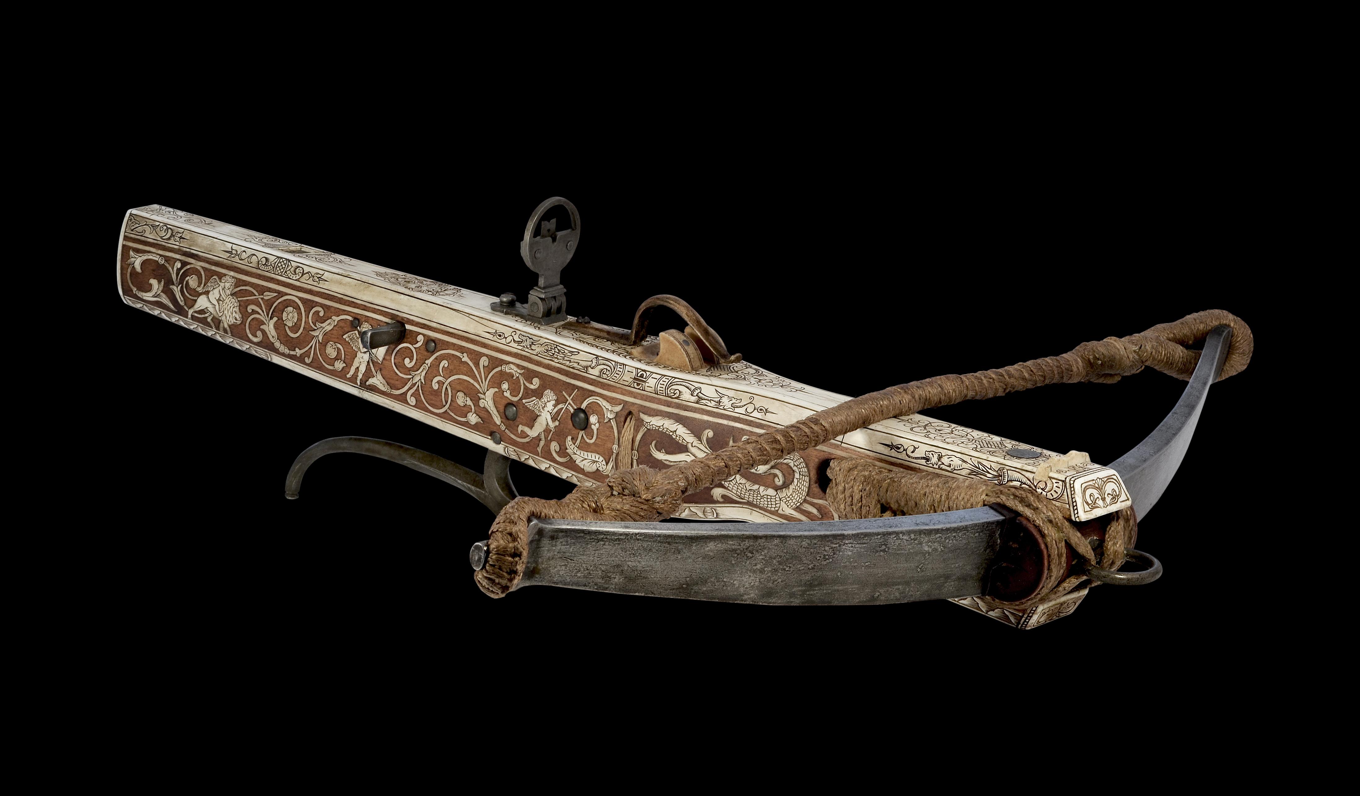 German hunting crossbow XVI th(replica) E7028e1cfc0f