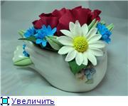 Цветы ручной работы из полимерной глины - Страница 5 Cc8dd40de81ct