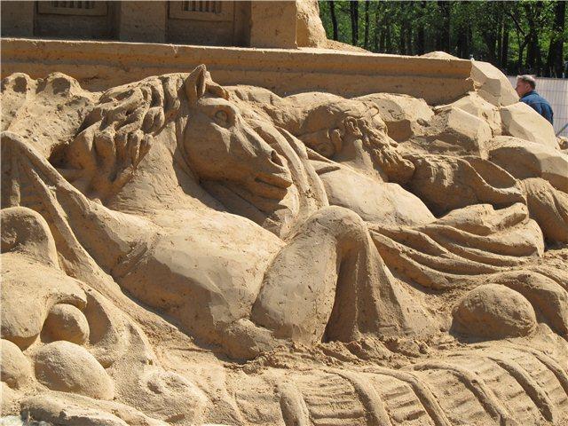 """Международный фестиваль песчаной скульптуры «Знаменитые фонтаны мира"""" B781fe0a677e"""
