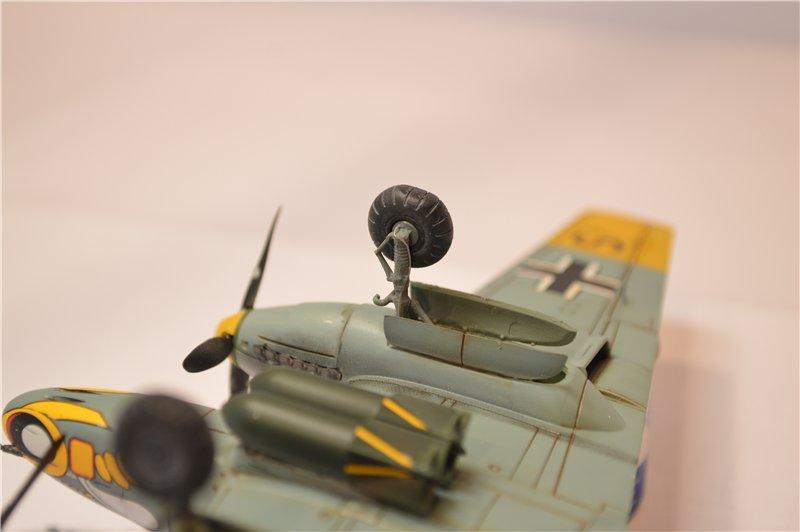 Bf-110 C-4/B (Airfix)  1/72 A323632b7998