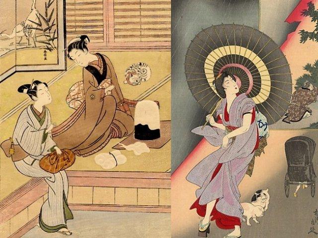 Японское искусство Fac77107d6a8
