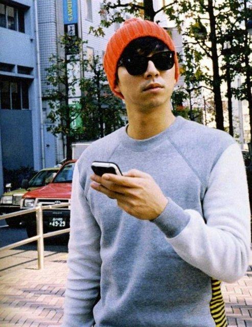 Кон Ю / Gong Yoo ♥ We love Ю E76c0885a68b