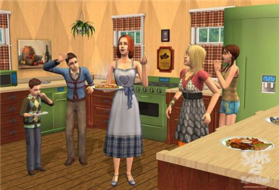 The Sims 2: FreeTime 9132b9d892d0