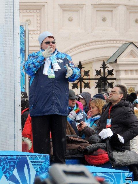 "Эстафета Паралимпийского огня ""Сочи 2014"" в г. Ярославле F9397531e87f"