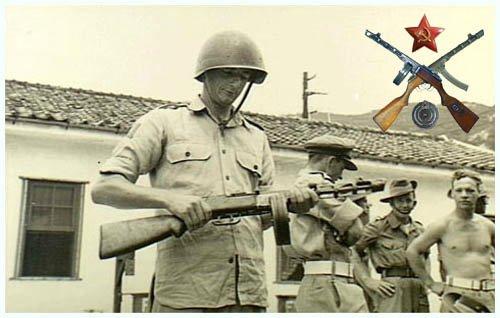 Ствол и ствольная коробка пистолета-пулемета Шпагина (ППШ-41) (ммг) 0368b829c122