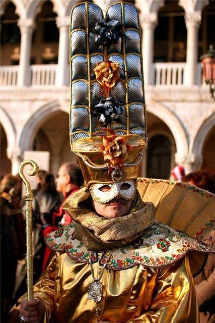 Венецианские маски 086010515809