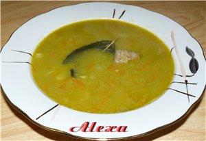 """Суп """"Зеленый горошек"""" 1f53accda337"""