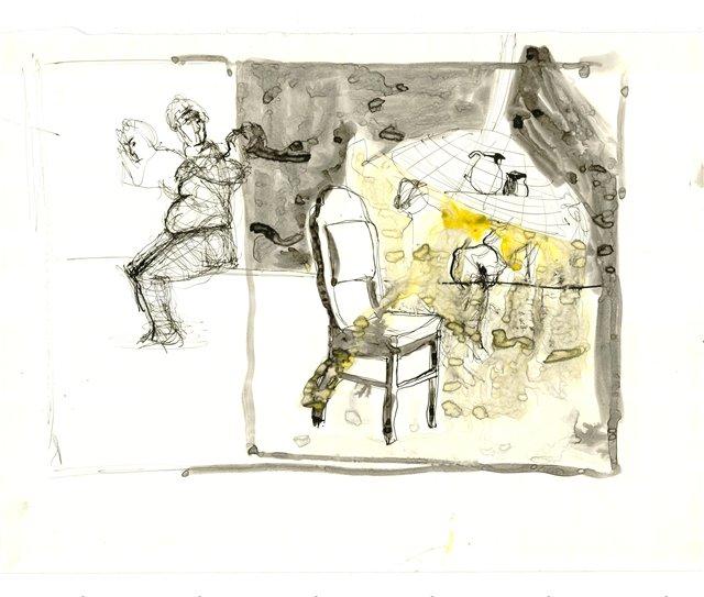 ანგელოზები ქაოსში – ნინო ინჯიას მხატვრობა 5f76b1481fbe