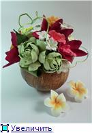 Цветы ручной работы из полимерной глины - Страница 3 492476f4ecf3t