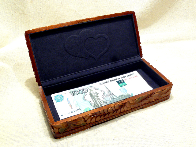 Свадебная шкатулка с бабочками 0738326fd9aa
