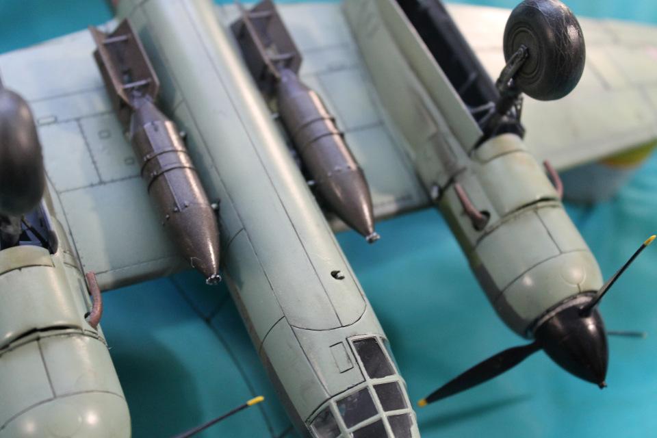 Ту-2 1/48 Xuntong 77e67a3d0354