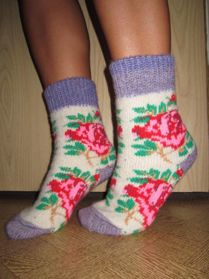 Рассказовские шерстяные носки от производителя!!! 844891586cfd