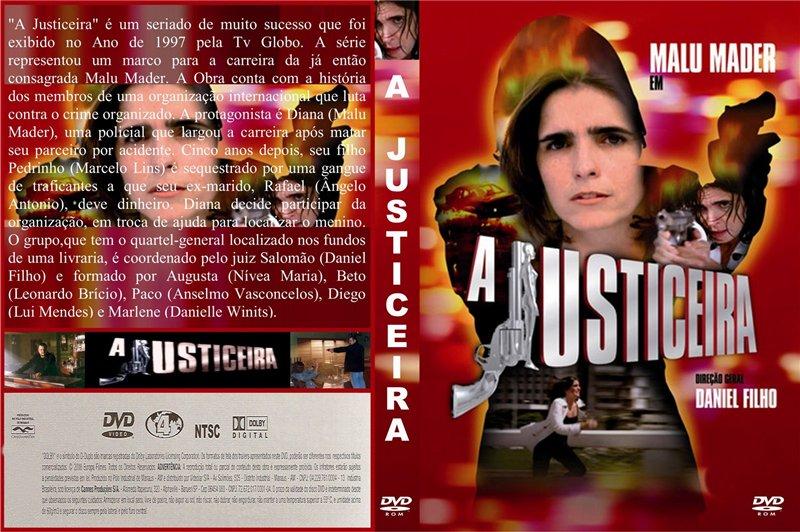 Защитница / A Justiceira 9c4e4f168edb