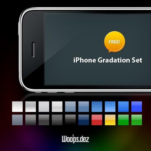 iPhone Gradation Set 7d15ea95a030