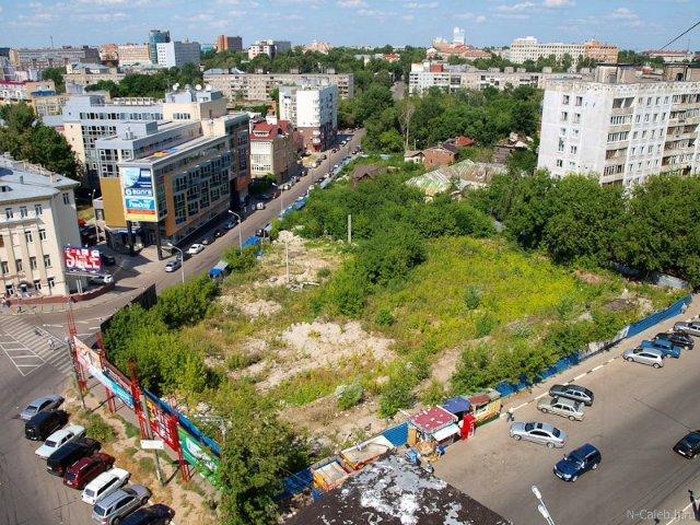 Старый-новый Нижний Новгород. 286fb640d24f