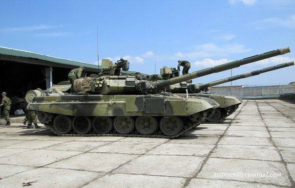 ВАЛК! Т-90А 19 отдельной мотострелковой бригады. 20b62c32fe7a