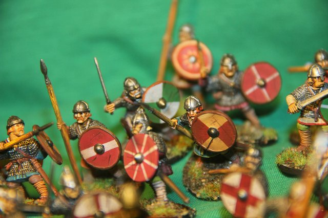Армия англосаксов, 28мм 83084c1b384b