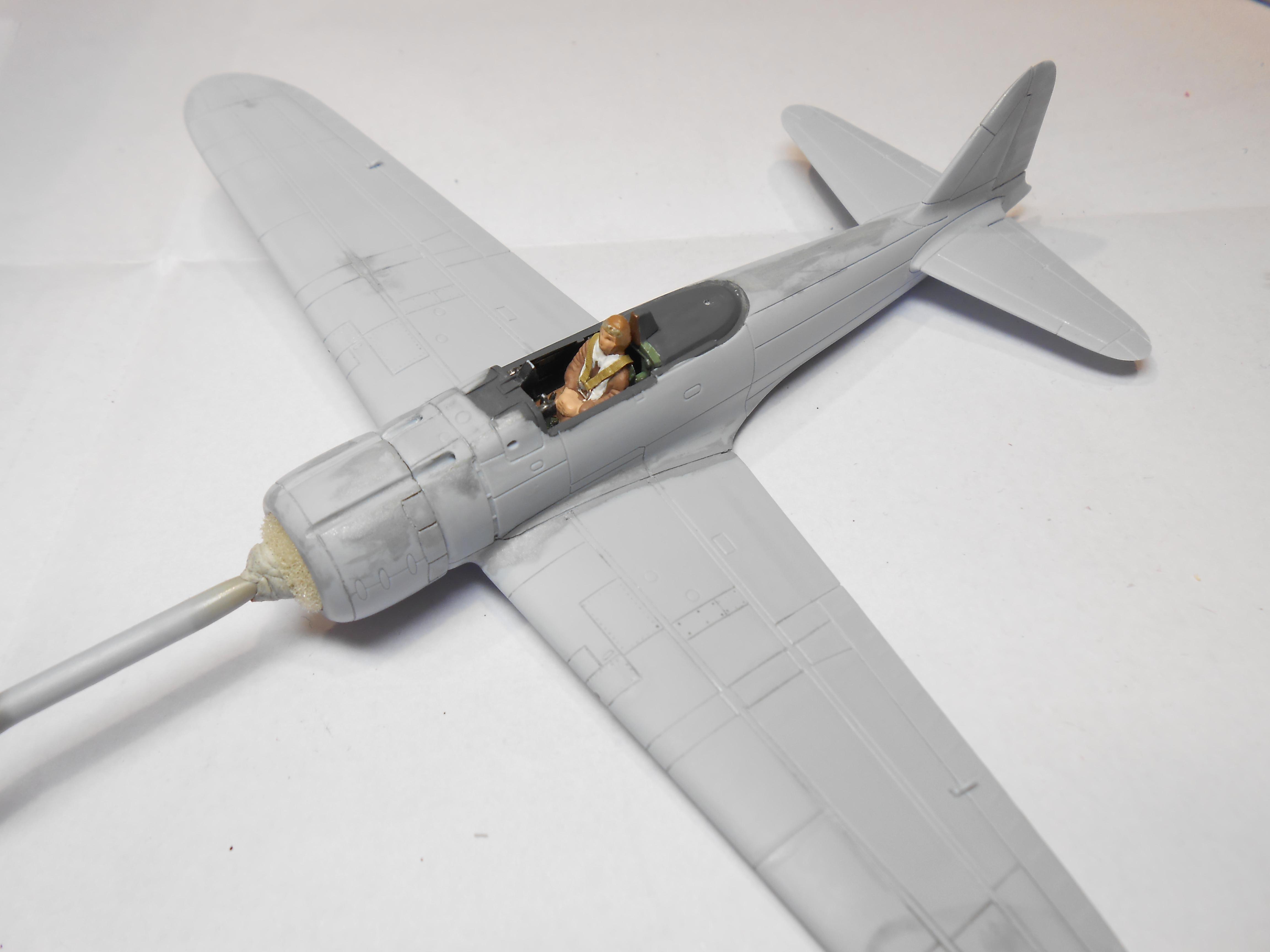 A6M2b Zero (Airfix) 1/72 3567436a5a0f