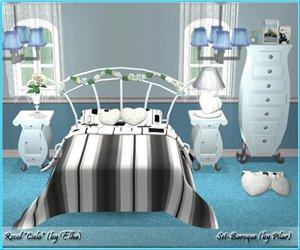 Спальни, кровати (деревенский стиль) A0bf979f5f9c