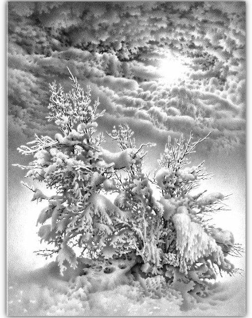 Снег, согревающий душу (Доленджашвили Г.) Fb6ea067a48d