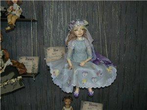 Время кукол № 6 Международная выставка авторских кукол и мишек Тедди в Санкт-Петербурге - Страница 2 95929c74aa0at